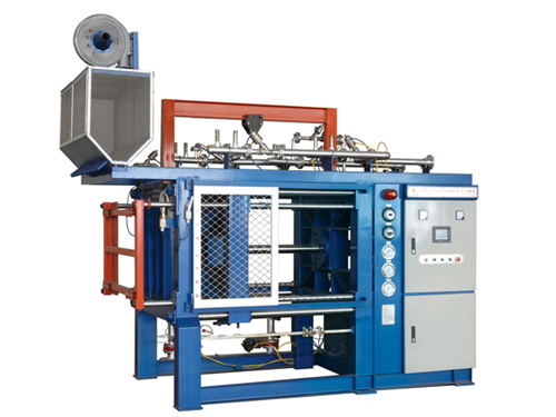 PSZ 120 Automatic Forming Machine