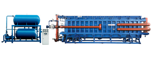 Full Automatic Vacuum Panel Machine
