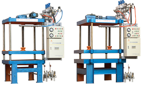 Screw Type Forming Machine